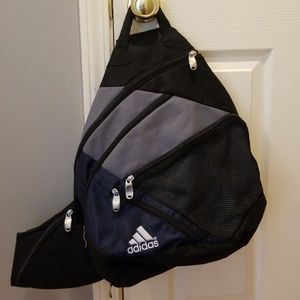 Adidas Backpack crossover backpack excellent cond